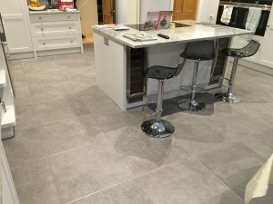 LVT Expona 7237 Silver Feature